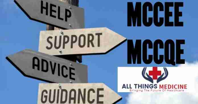 MCCEE and MCCQE exam pro tips | guidelines, study stuff and more