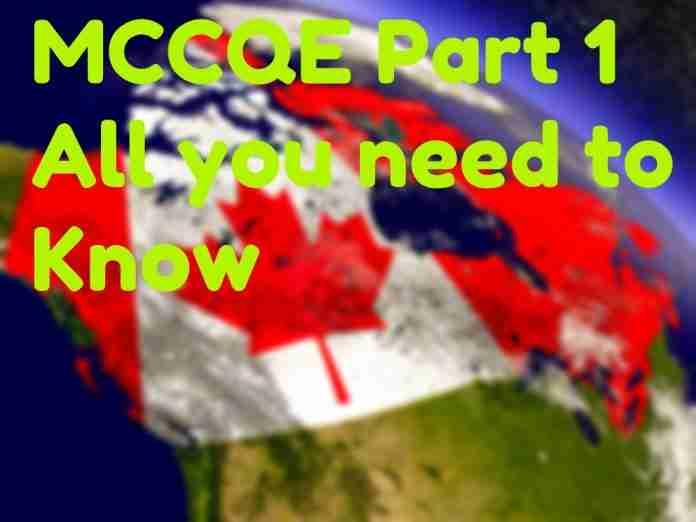 MCCQE part 1 summed up