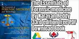 essentials of forensic medicine
