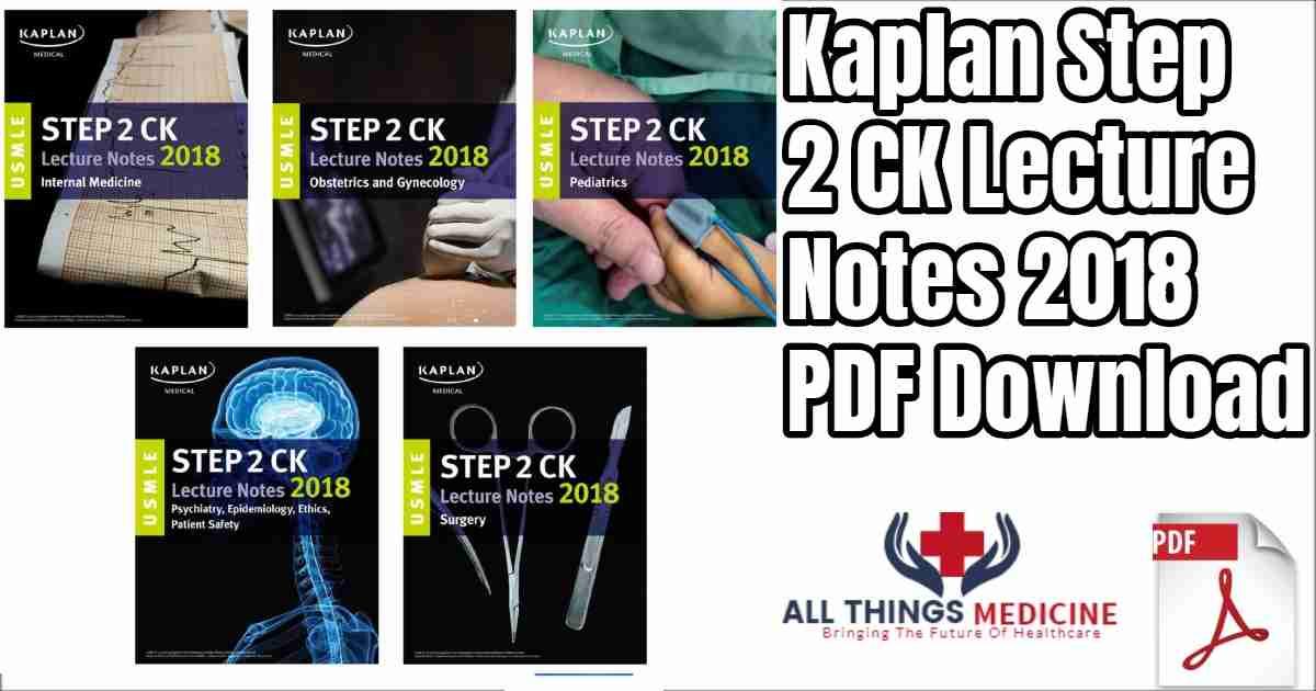 Kaplan step 2 CK