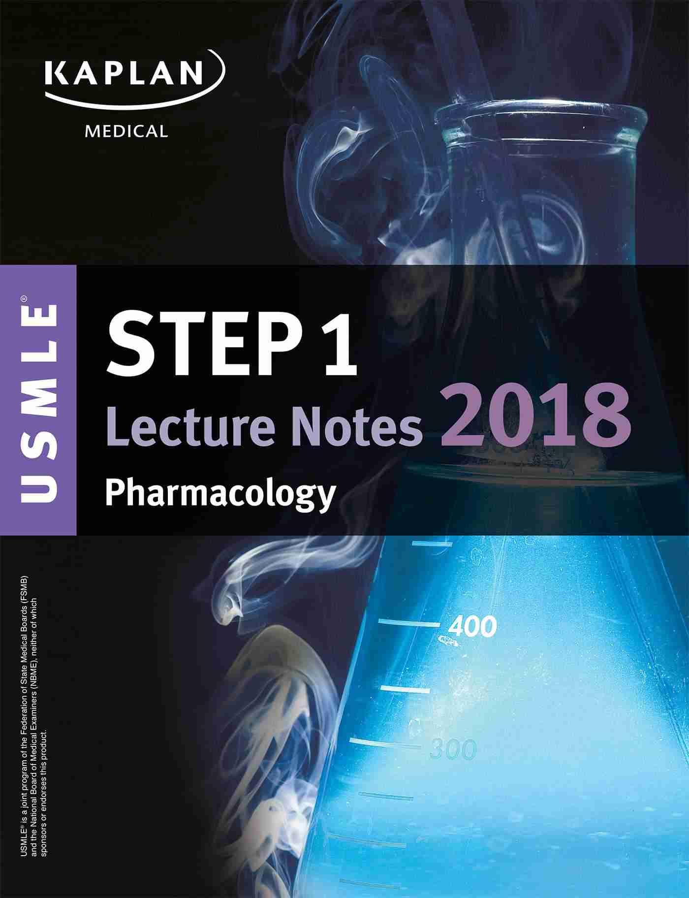 Kaplan Pharmacology