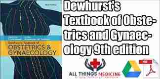 Dewhurst's Textbook of Obstetrics and Gynaecology 9th edition