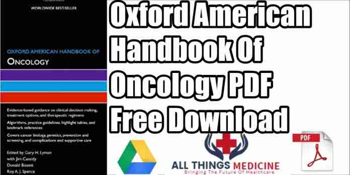 Oxford American Handbook of Oncology PDF