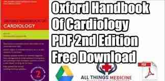 Oxford Handbook of Cardiology PDF