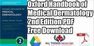 Oxford Handbook of medical dermatology pdf