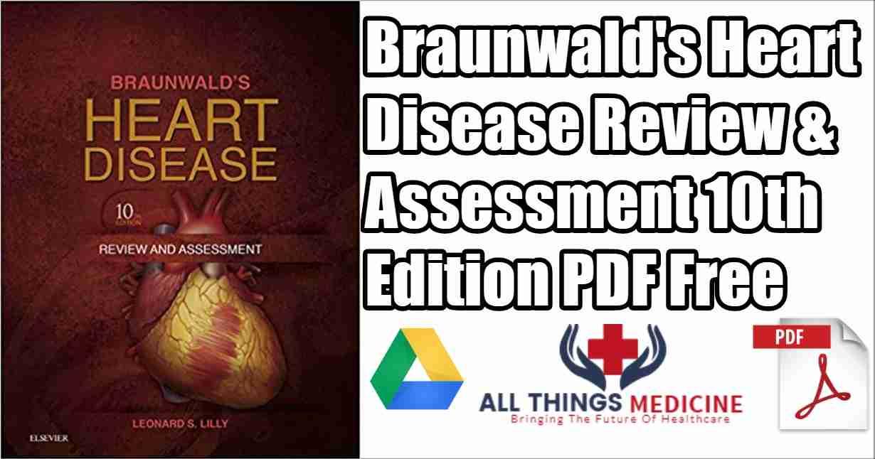 Braunwald Cardiology Pdf