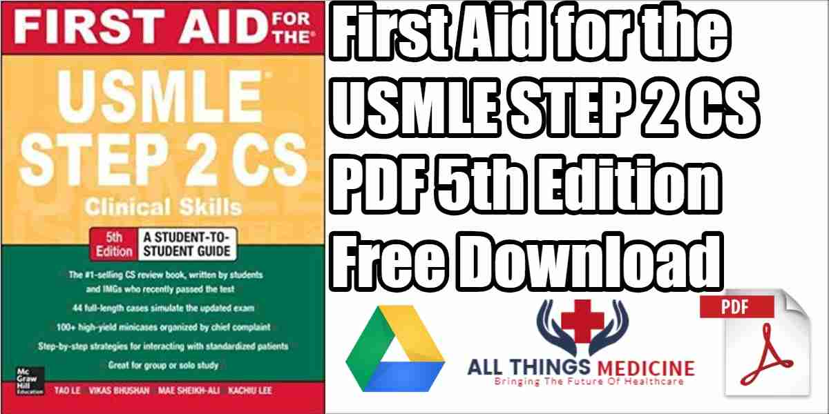 Usmle step 2 ck first aid pdf download | Download First Aid