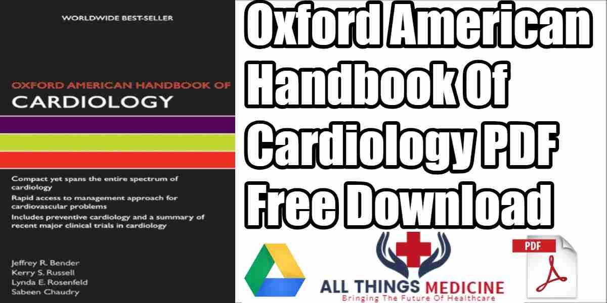 Oxford American Handbook of Cardiology PDF Free Download