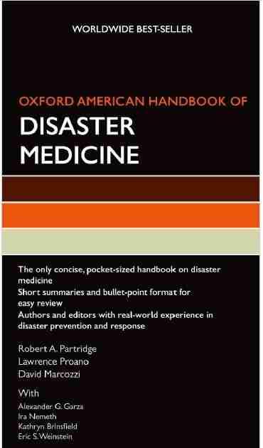 Oxford American Handbook of Disaster Medicine PDF