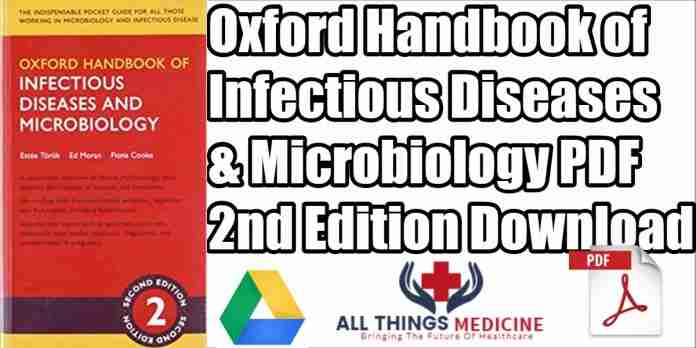 oxford handbook of infectious diseases and microbiology pdf