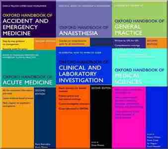 oxford-medical-handbook-collection