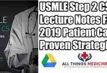 USMLE-Step-2-CS-Lecture-Notes-2019_-Patient-Cases-+-Proven-Strategies-PDF