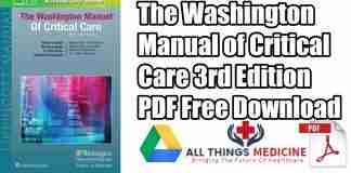 the-washington-manual-of-critical-care-3rd-edition-pdf